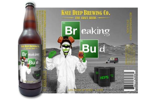 Knee Deep Brewing Company Breaking Bud