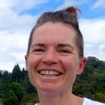 2016 Tarawera Ultramarathon - Fiona Hayvice