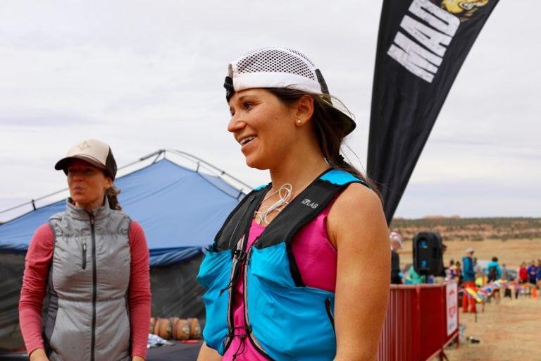 Marianne Hogan - 2017 Behind the Rocks 50 Mile champion