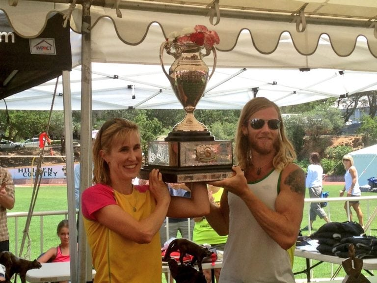 Pam Smith - 2013 Western States 100 champion