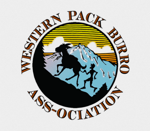 Western Pack Burro Ass-ociation logo