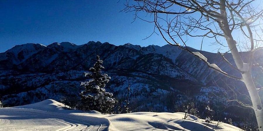 Dakota Jones - nordic skiing