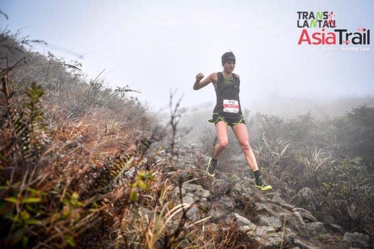 Ruth Croft - 2017 TransLantau 50k champion