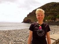 Andrea Huser, 2017 Madeira Island Ultra-Trail Champion, Interview