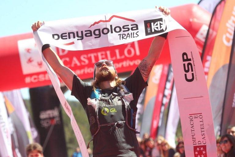 Timothy Olson - 2017 Penyagolosa Trails champion