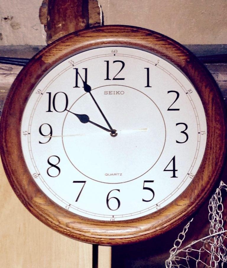 Racing the Clock 1 - Zach Miller