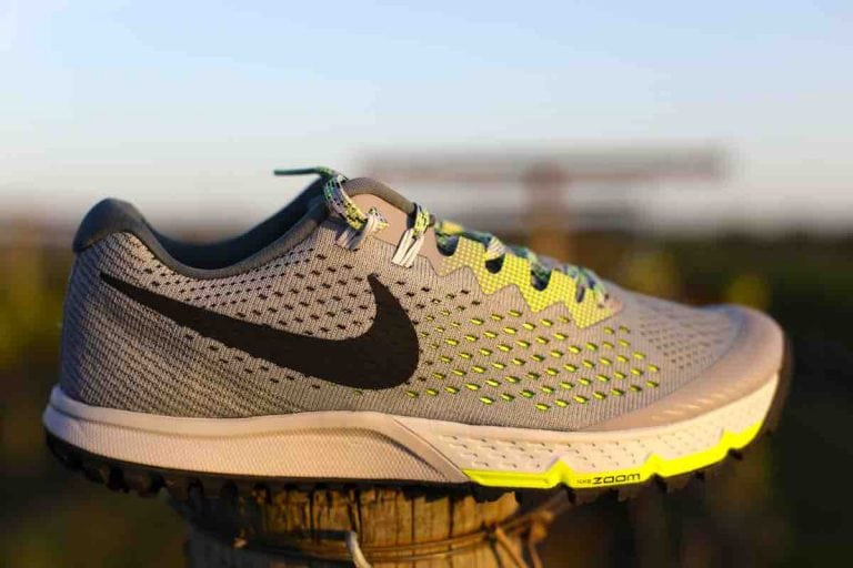 Nike Air Zoom Terra Kiger 4 lateral upper