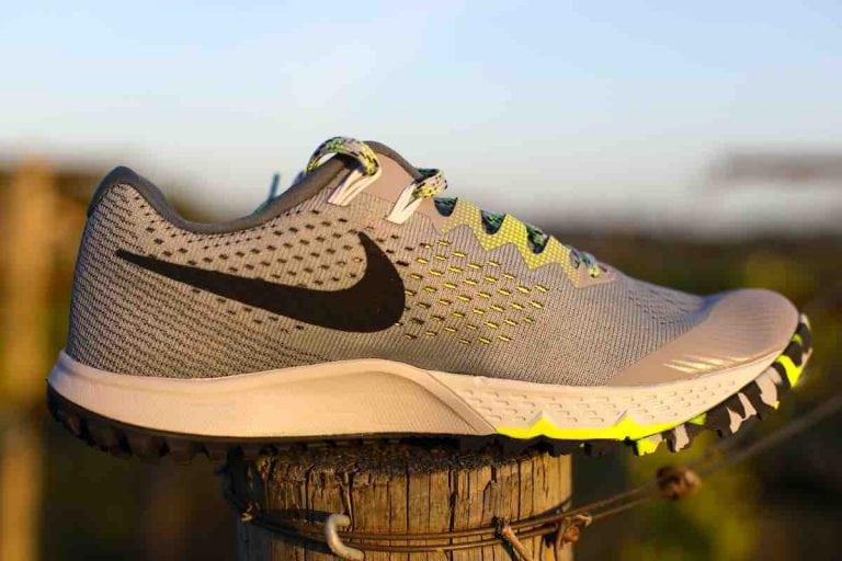Nike Air Zoom Terra Kiger 4 medial upper