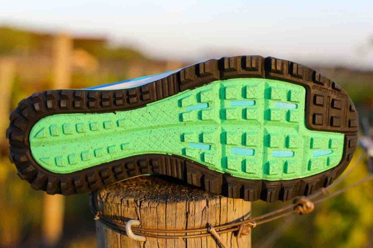 Nike Air Zoom Wildhorse 4 outsole