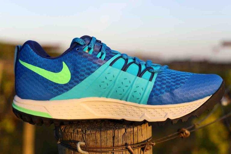 Nike Air Zoom Wildhorse 4 medial upper