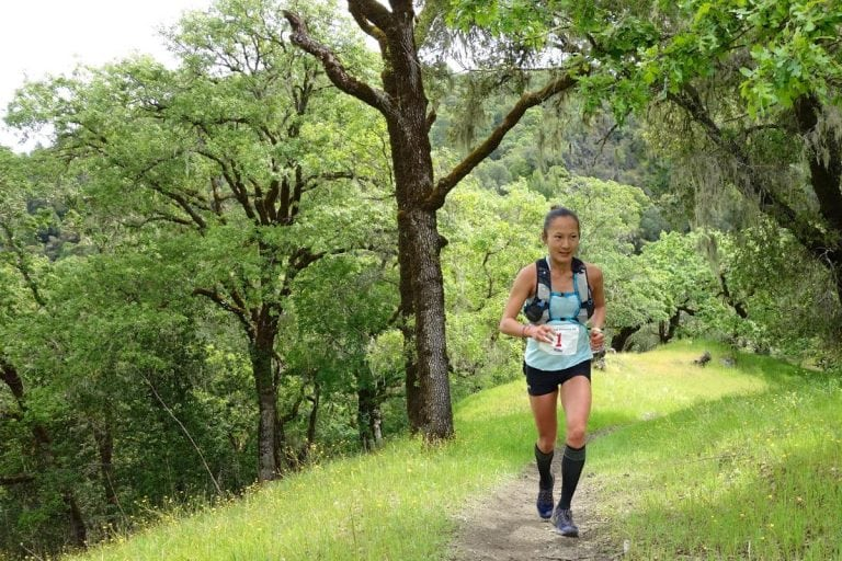 2017 Lake Sonoma 50 Mile - YiOu Wang