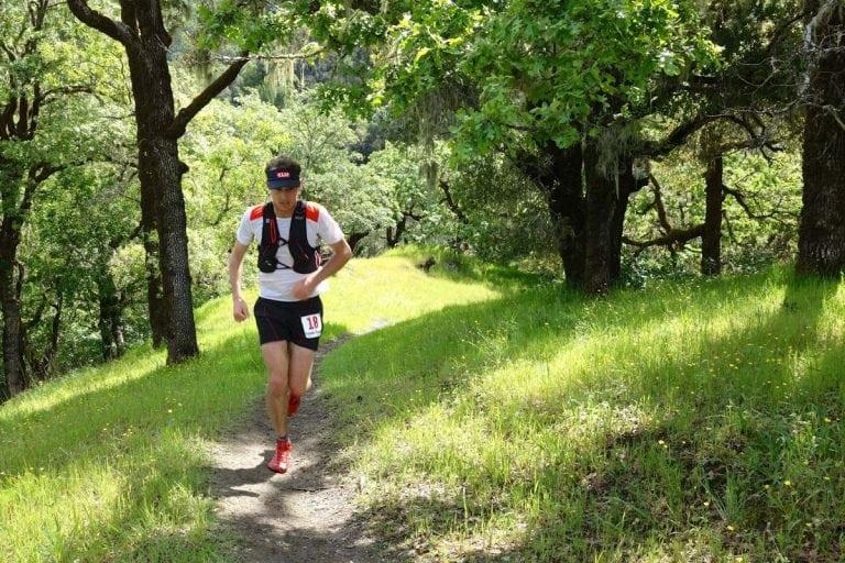 2017 Lake Sonoma 50 Mile - Dakota Jones