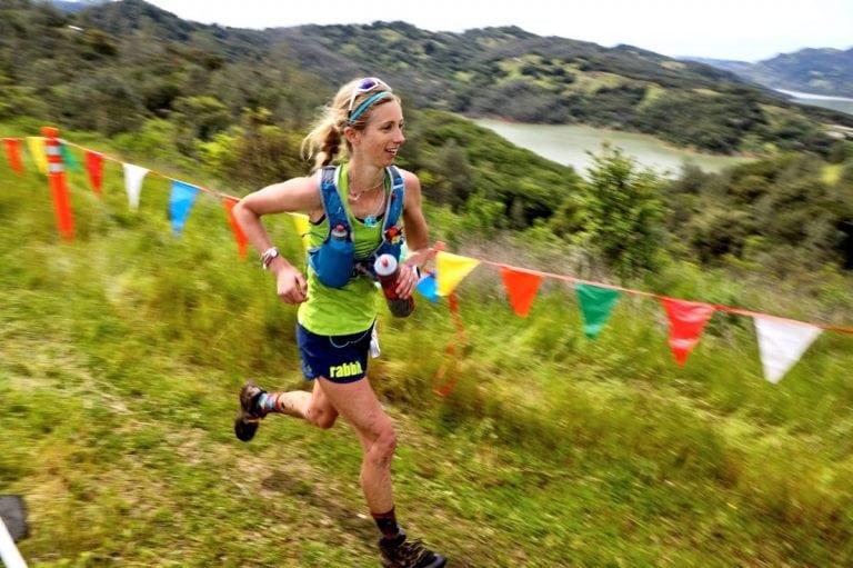 2017 Lake Sonoma 50 Mile - Ashley Nordell