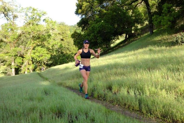 2017 Lake Sonoma 50 Mile - Julia Stamps Mallon