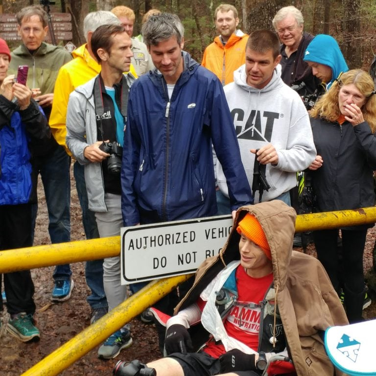John Kelly - 2017 Barkley Marathons 20