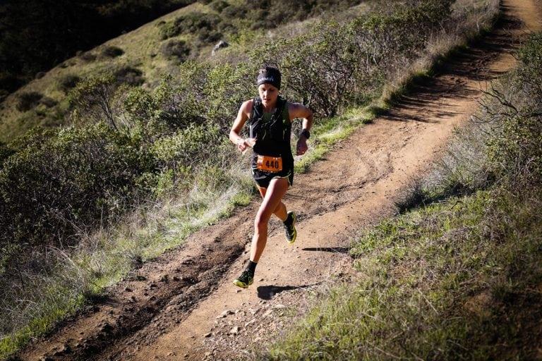Ruth Croft - 2016 TNF EC 50 Mile