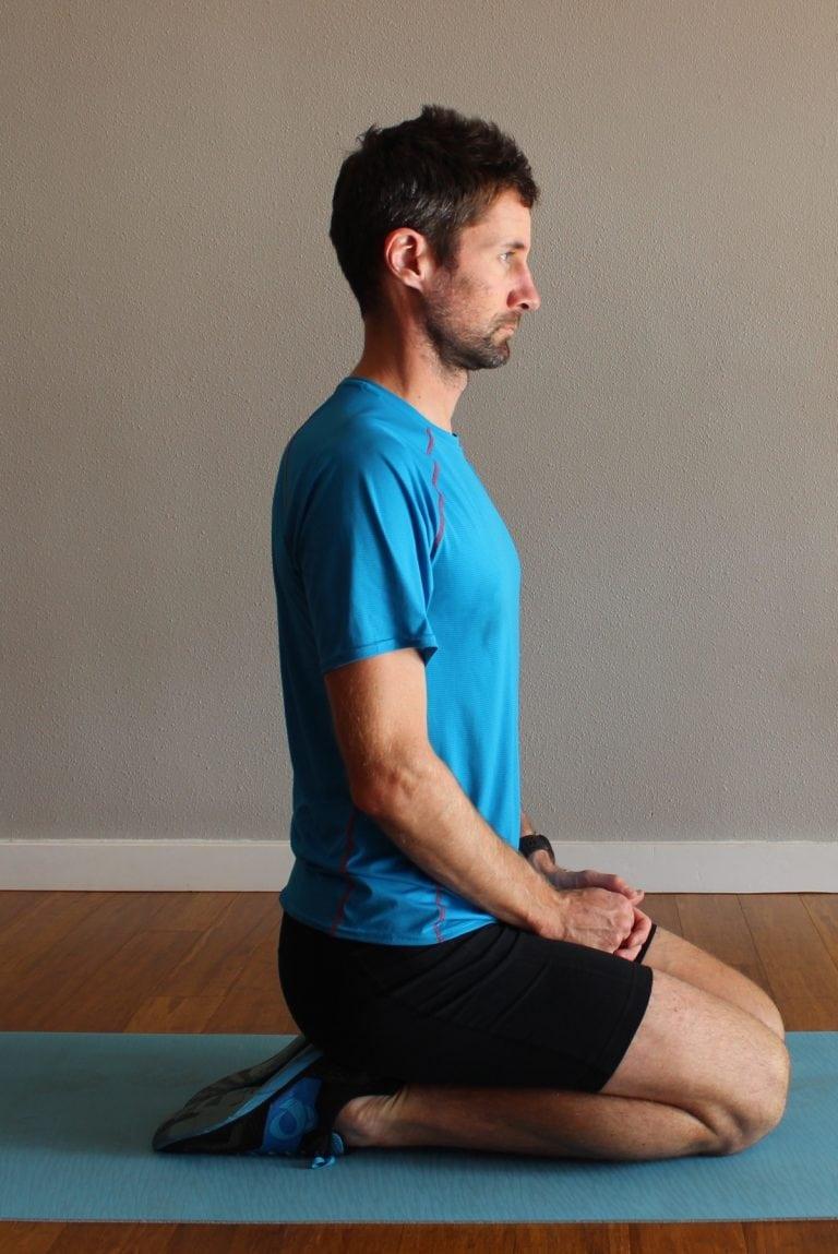 Kneeling Ankle - Side
