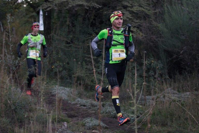 Sergio Trecaman - 2017 Patagonia Run champion