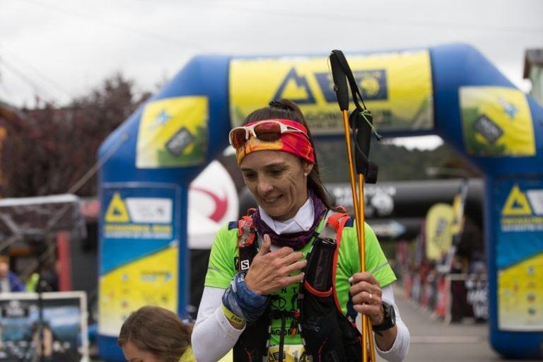 Adriana Vargas - 2017 Patagonia Run champion