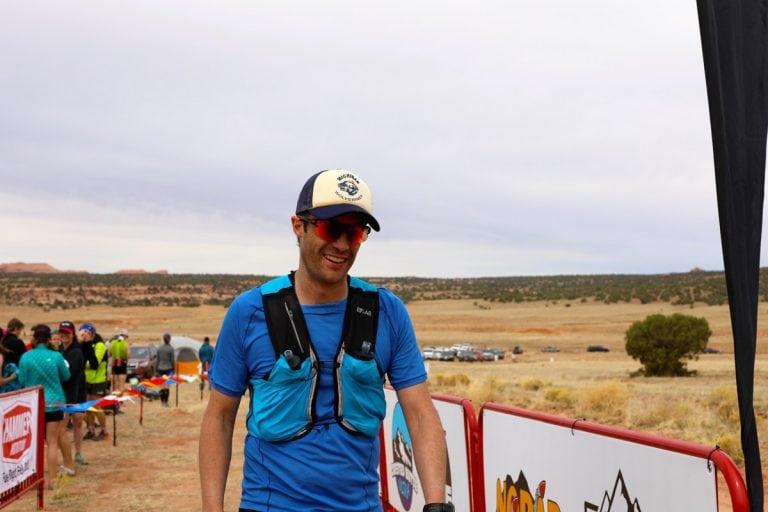 Behind the Rocks 50k 2017 - Tom Caughlan