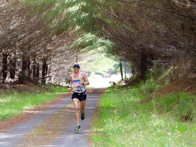 Jim Walmsley - 2017 Tarawera Ultramarathon