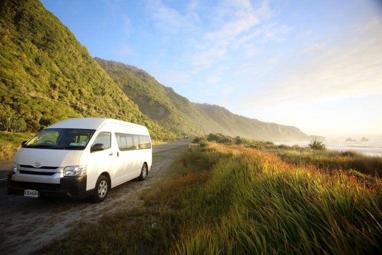 New Zealand campervan 2