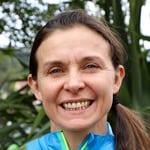 Magda Boulet Post-2017 Tarawera Ultramarathon sq