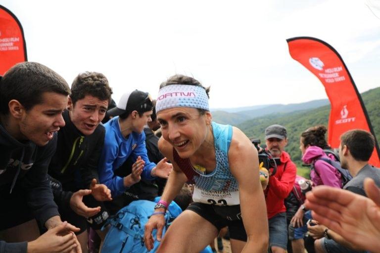 2017 Zegama Marathon - Maite Maiora - Sancti Spiritu