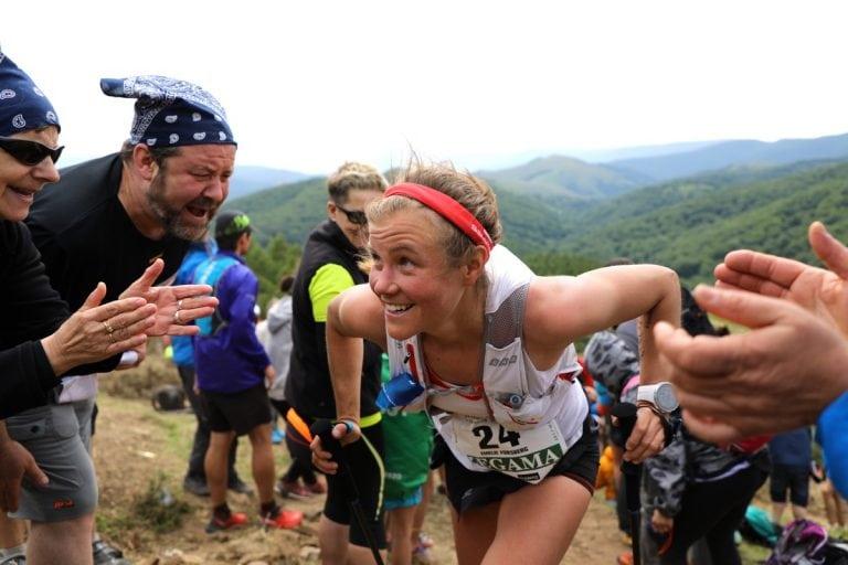 2017 Zegama-Aizkorri Marathon - Emelie Forsberg