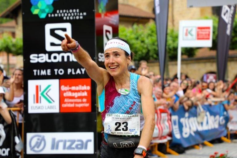 2017 Zegama-Aizkorri Marathon - Maite Maiora