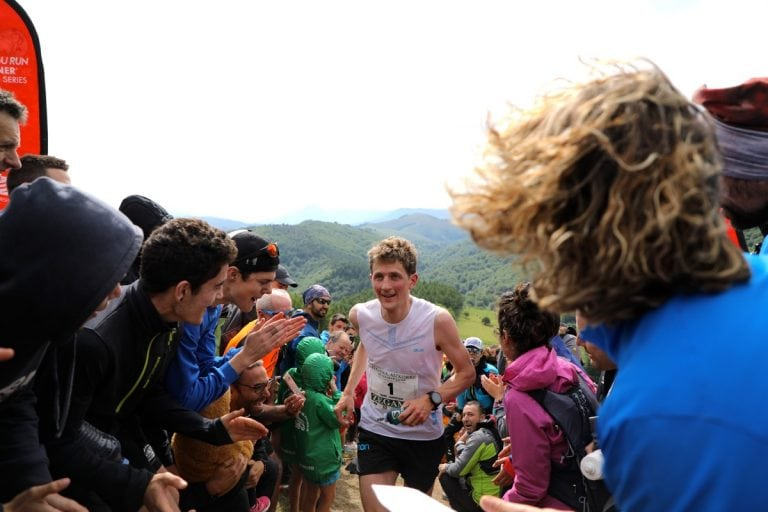 2017 Zegama-Aizkorri Marathon - Marc Lauenstein