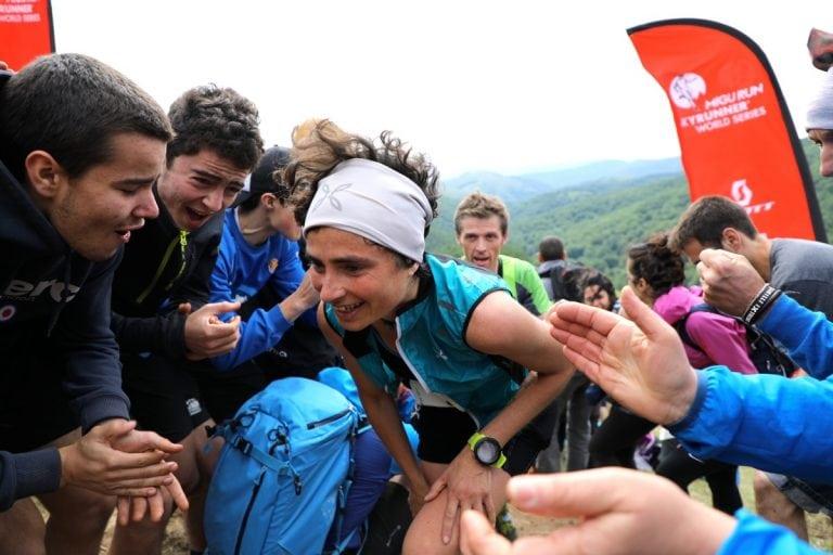 2017 Zegama-Aizkorri Marathon - Silvia Rampazzo