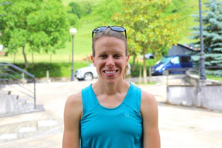 Addie Bracy - 2017 Zegama Marathon