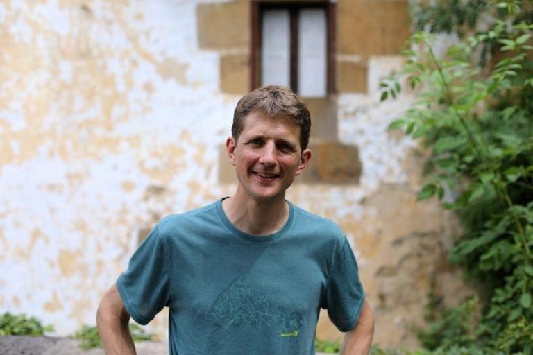Marc Lauenstein - 2017 Zegama Marathon