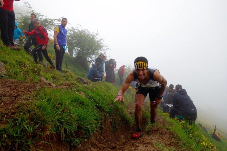 2015 Zegama Marathon - Zaid Ait Malek