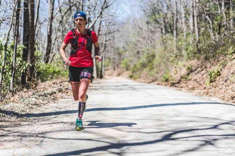 Aliza Lapierre - 2017 Georgia Death Race