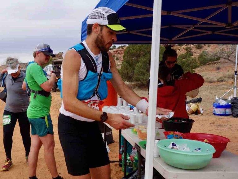 Chris Mocko - 2017 Behind the Rocks 50 Mile