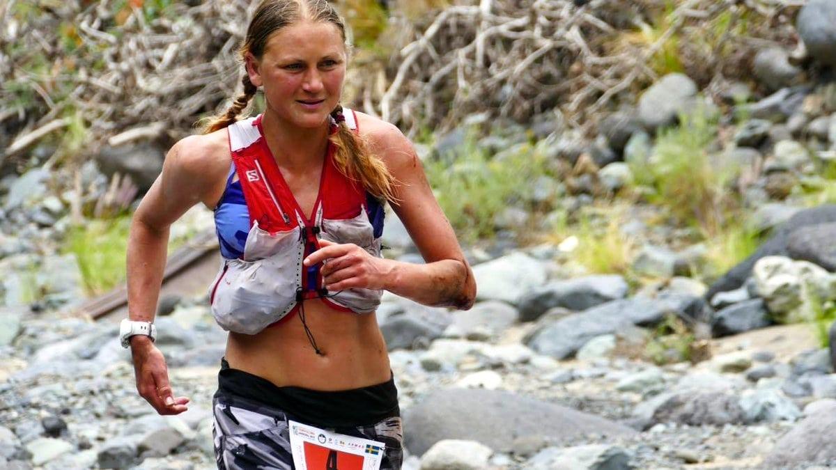 Ida Nilsson - 2017 Transvulcania Ultramarathon champion