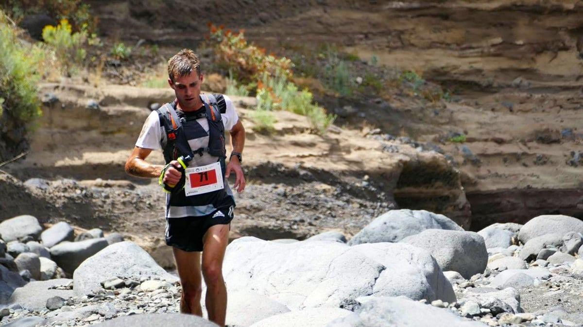 Tim Freriks - 2017 Transvulcania Ultramarathon champion