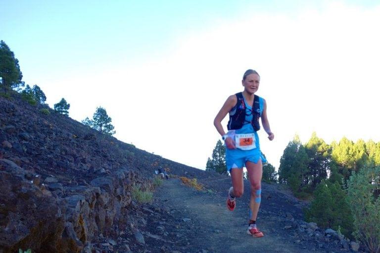 Ida Nilsson - 2016 Transvulcania Ultramarathon