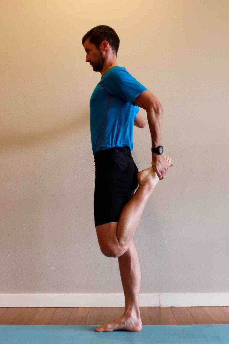 Knee Mobility Metric side view