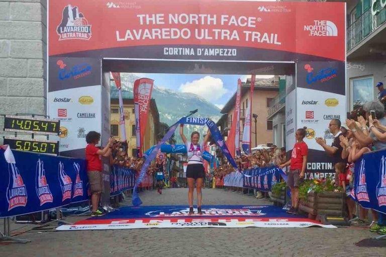 Caroline Chaverot - 2017 Lavaredo Ultra Trail Champion