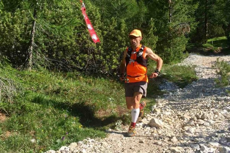 Fabien Antolinos - 2017 Lavaredo Ultra Trail Champion