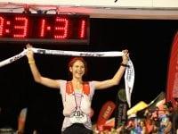 2017 Western States 100 Women's Podium Video Finishes