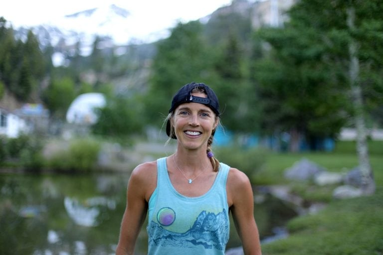 Stephanie Violett - 2017 Western States 100