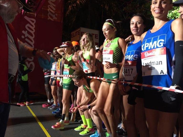 2017 Comrades Marathon starting line