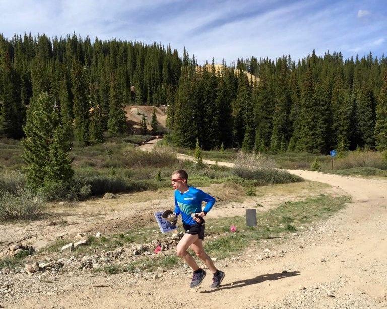 Timmy Parr - 2017 Leadville Trail Marathon champion
