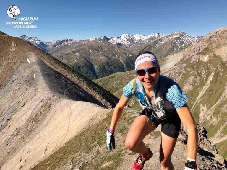 Maite Maiora - 2017 Livigno Skymarathon champion