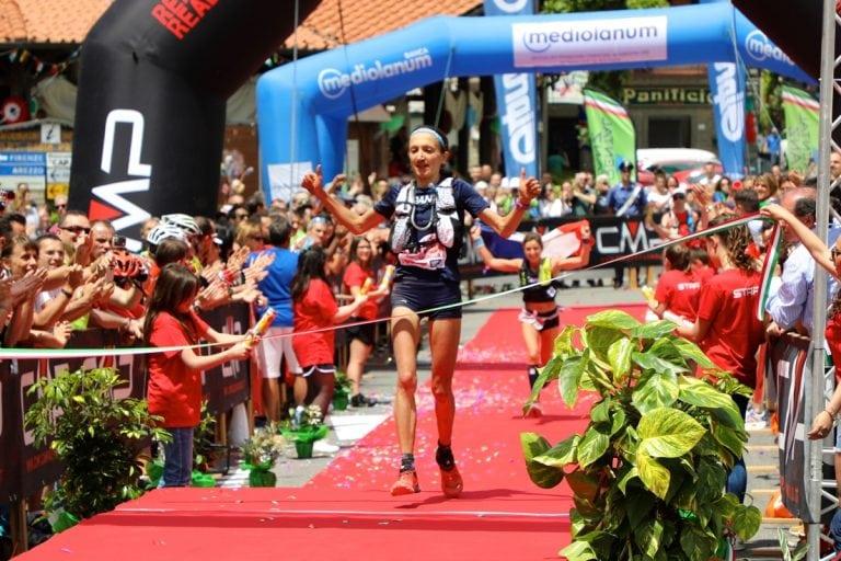 2017 Trail World Championships - Adeline Roche - Amandine Ferrato
