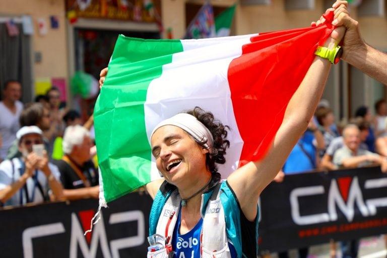 2017 Trail World Championships - Silvia Rampazzo - finish